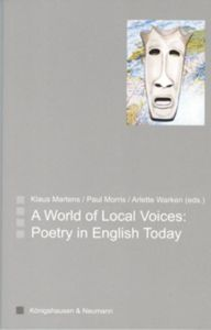 Book Cover: A World of Local Voices: Poetry in English Today