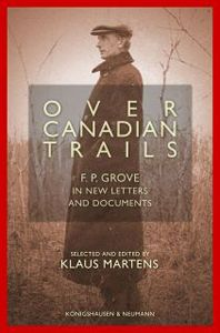 Book Cover: Over Canadian Trails