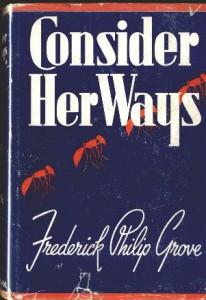 Consider Her Ways