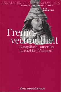 Book Cover: Fremdvertrautheit