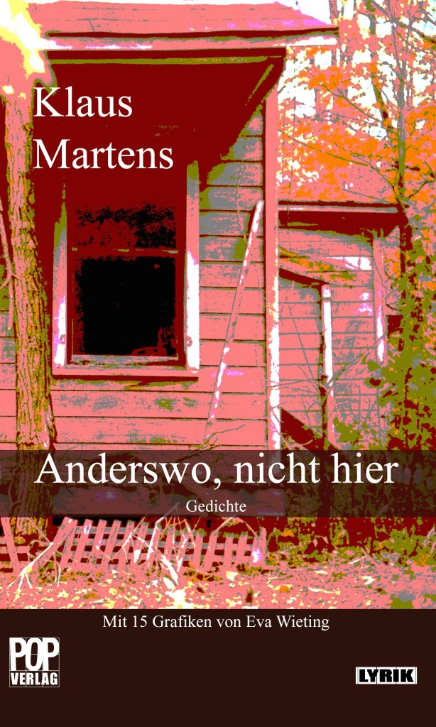 Book Cover: Anderswo, nicht hier